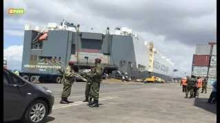 Kenya, UN Tiff Over Ship With Mystery Cargo