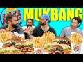 Burger King Mukbang - A La Carte