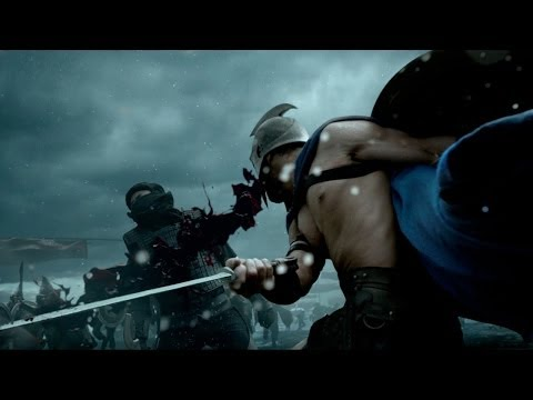 300: Rise of an Empire - Official Trailer 2 [HD]
