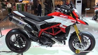 2016 Ducati Hypermotard 939 SP - Walkaround - Debut at 2015 EICMA Milan