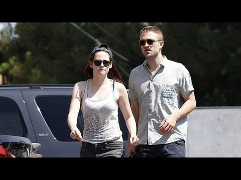 Kristen Stewart and Robert Pattinson Lunch Date Details | POPSUGAR News
