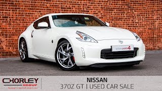 Nissan 370z GT - Used Car Sale | Chorley Group