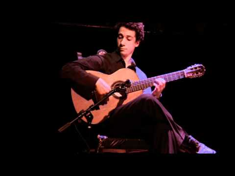 Grisha Goryachev plays Nacencia by Manolo Sanlucar (2008)
