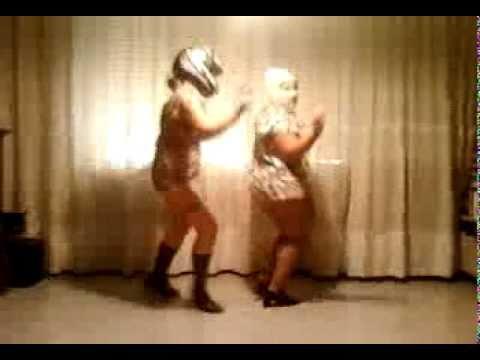 Booty Dancers - Twist di Gesù Crist