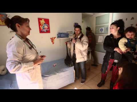 Vulnerable women and children must have access to healthcare (MdM Greece)