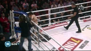 Final Fight Championship 8: Francisco Barrio vs. Darko Banović 1/2