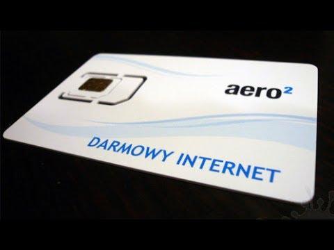 AERO2 - Konfiguracja Bezpłatnego Internetu w Tablecie i Smartfonie z ANDROID
