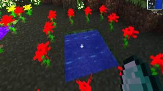 Minecraft jak zrobić portal do Twillight Fortres.