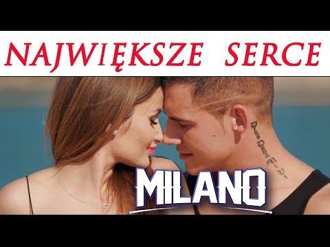 MILANO - Największe Serce (Official Video) Disco Polo 2018