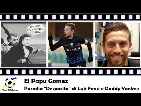 El Papu Gomez (Parodia di