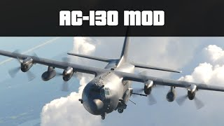 AC-130 MOD (Heavily Armed Attack Aircraft) | GTA 5 PC Mods