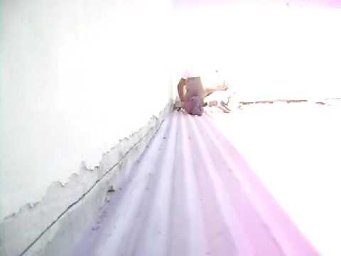 Babeta para techos de chapa