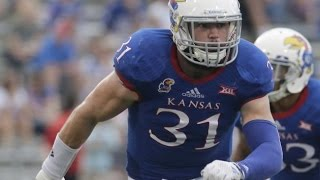 Ben Heeney vs Oklahoma (2014)