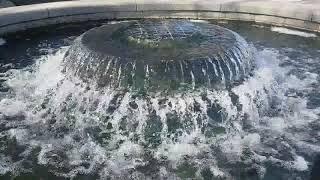 분수대 물소리 Water Fountain Sounds 백색소음