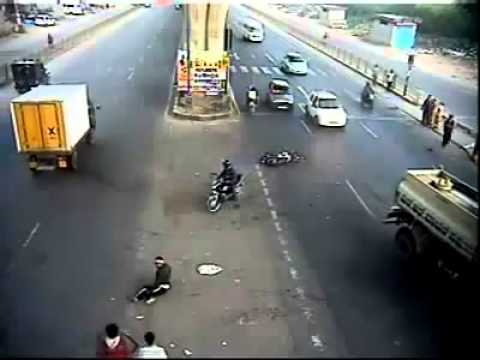 Horrible Car Accidents In India