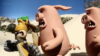 ᴴᴰ  Shaun The Sheep S02E39 Snowed In  Episode 40