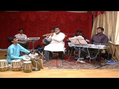 Thalattuthe Vaanam Flute Instrumetal By Vijay Prakash