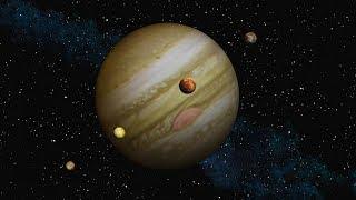 इस महीने छत से देखें बृहस्पति ग्रह के चंद्रमा|This month, you can see Jupiter and its largest moons