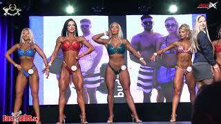 Wellness Fitness - 2019 IFBB Diamond Cup Budapest