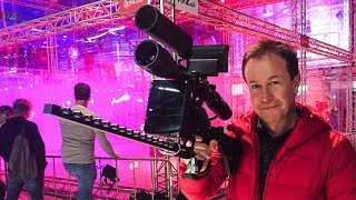 The Tech Taking On Drones - BBC Click
