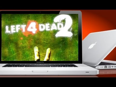 Gaming on 15-Inch Quad-Core MacBook Pro: Left 4 Dead 2 (Early 2011)