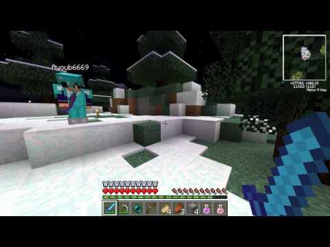 ماين كرافت : إنتقام الكريبر #1 | Minecraft : d7oomy999 CreeperRevenge