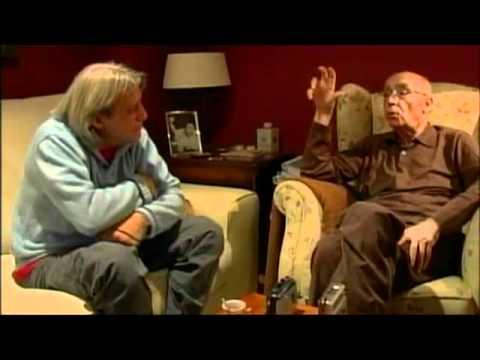 CHARLA LUIS PASTOR Y JOSE SARAMAGO