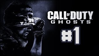 Call of Duty:Ghosts Singleplayer Bölüm 1 - UZAY!