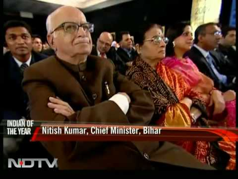 Nitish Kumar: Politician of the Year
