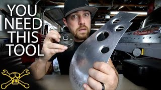 You Need This Tool - Episode 61 | Punch Flare Dies and Hydraulic Punch Kit