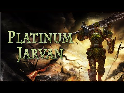 League of Legends Platinum Jarvan 5