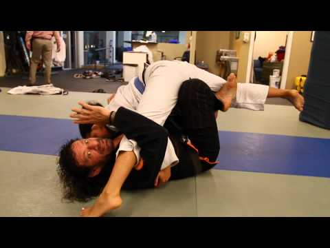 Kurt Osiander Move of the Week - Half Guard Sweep Image 1