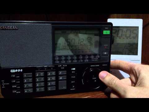 Radio Cairo - 15710 kHz