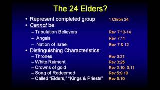 The 24 Elders - Chuck Missler