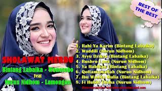Sholawat Merdu Bintang Labaika feat Nurun Nidhom (Best Of The Best Album Sholawat)