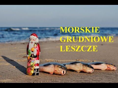 Surfcasting Polska, łowienie Z Plaży, Sea Fishng, Morze Bałtyckie, Pomorze Środkowe, Leszcz Z Plaży