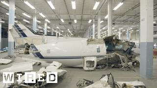 Inside the Plane Graveyard Training Future Air Crash Investigators | WIRED