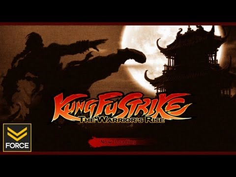 Kung Fu Strike - The Warrior