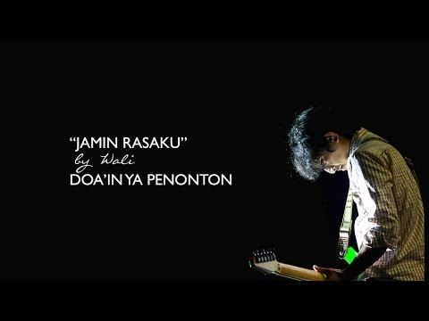 Wali - Jamin Rasaku (lyrics Video Hd) video