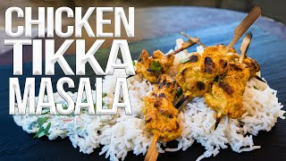 Easy Chicken Tikka Masala Recipe | SAM THE COOKING GUY 4K