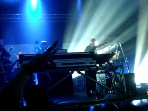 Orbital - The Box and Doctor Who -  live @ Birmingham Academy 17-9-09
