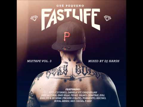 GUE' PEQUENO FT. JAKE LA FURIA & NTO' - SCROCCHIA-RAPPER (FASTLIFE3).wmv Music Videos