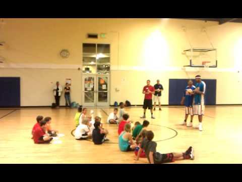 Harlem Globe Trotter Camp San Diego 18