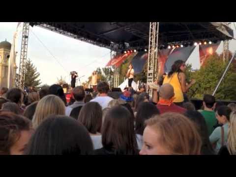 Lumineers perform at Debatefest