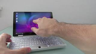 First look: One Mix 3 Yoga 8.4 inch mini laptop