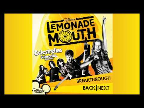 Breakthrough - Lemonade Mouth - Soundtrack video