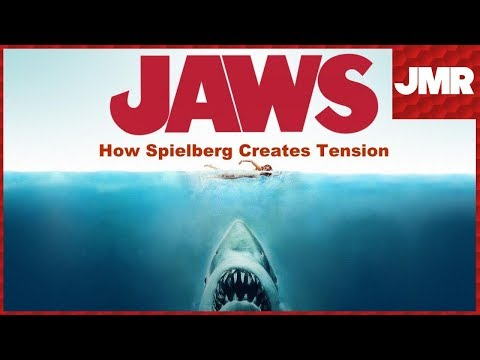 Jaws - How Spielberg Creates Tension