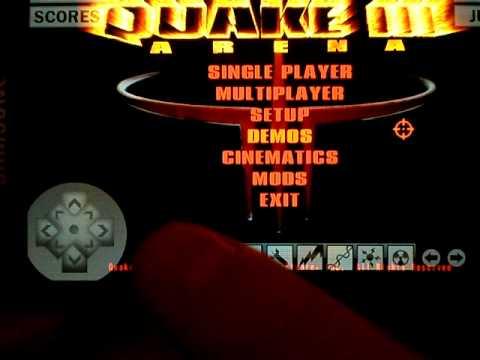 Quake 3 Arena no Galaxy S