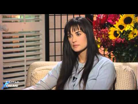 Demi Moore & Daughters not speaking to each other