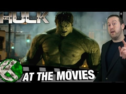 At The Movies - The Incredible Hulk (2008) video